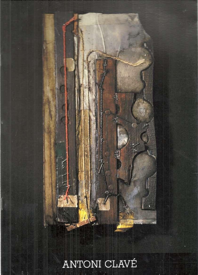 Antoni Clave Sculptures - Objets 3 Octobre 17 Novembre, Antoni Clave