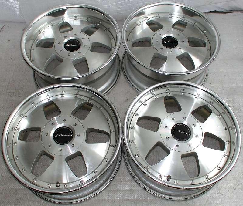 SSR VIENNA Dish Alloy Rims wheels 17 7.5J8.5J 4x100 5x100 Celica