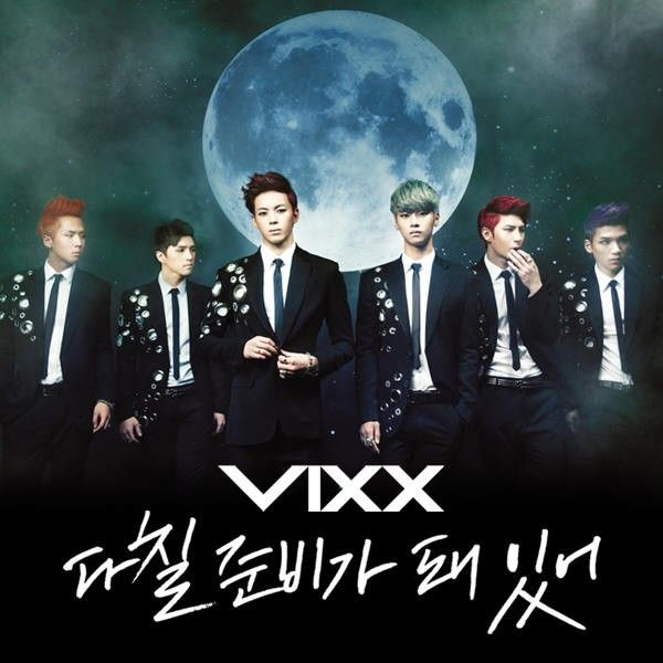 [Single] VIXX - On and On