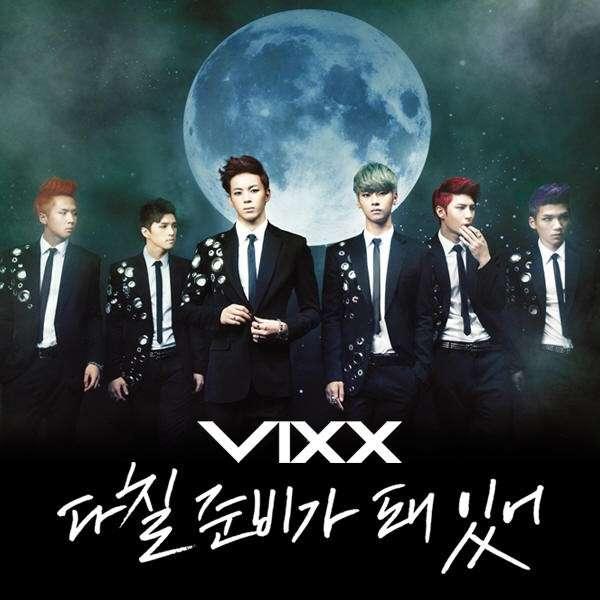 [Single] VIXX - On and On